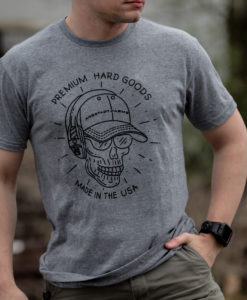 Skull Shooter T-Shirt