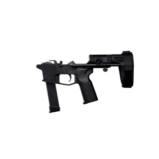 UDP-9 Complete 9mm Lower with Maxim CQB Brace