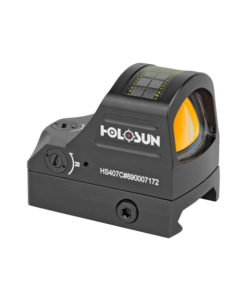 Holosun 407c Mini Reflex Sight