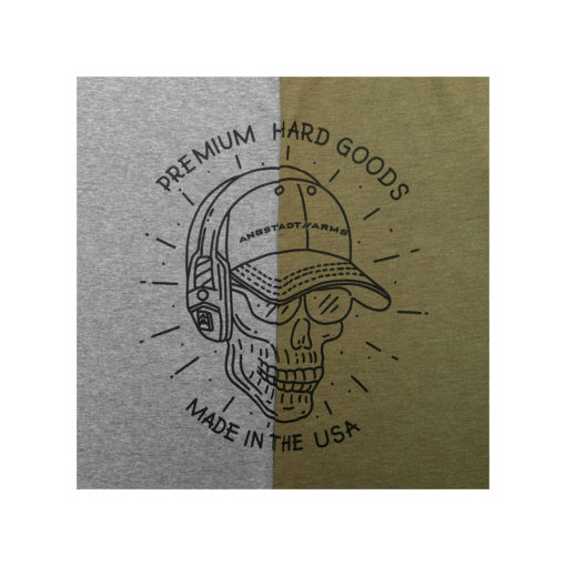 Skull with Guns Shirt
