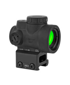 Trijicon MRO with full cowitness mount