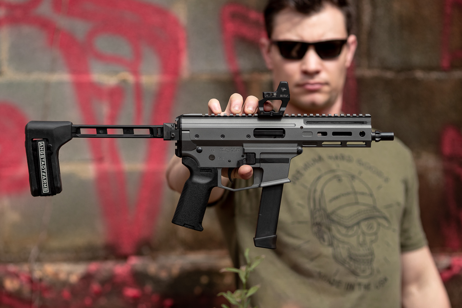 MDP-9 Tactical Grey