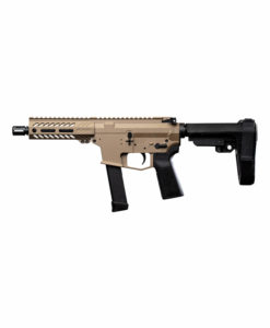 UDP-9 Pistol with SBA3 in FDE
